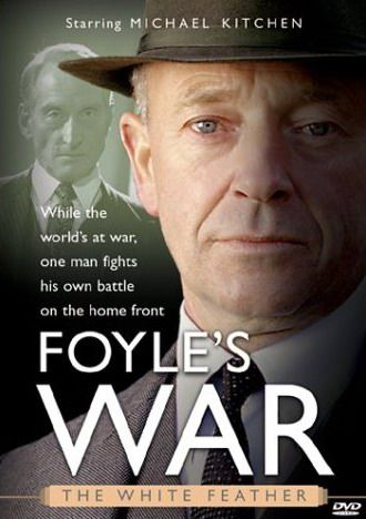 'Foyles War' While WWII rages across the Channel, police detective Christopher Foyle (Michael Kitchen) reluctantly remains on duty in his quiet English coastal town, investigating crimes related to the conflict: murder, epsionage, treason. This award-winning British T.V. series is rich in moral complexity and period atmosphere.