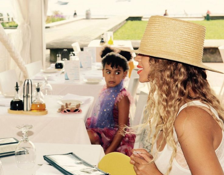 48 Photos of Blue Ivy Carter That Are Fit For a Scrapbook