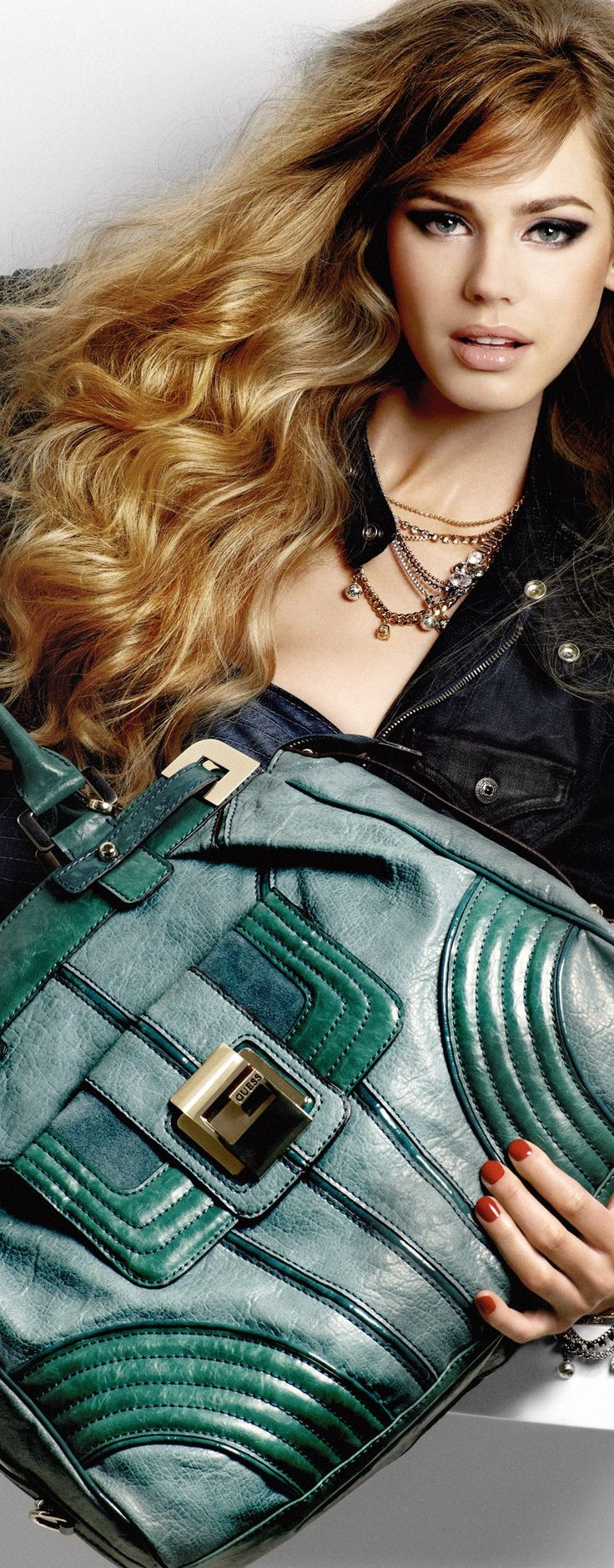 Vanessa Hessler for Guess Accessories ♥✤ | Keep the Glamour | BeStayBeautiful
