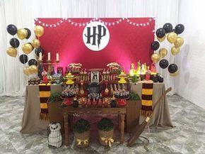 decoração-festa-harry-potter