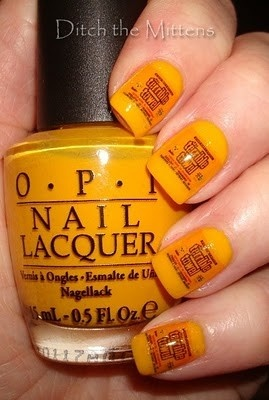 Terrible Towel nails ...#Ultimate Tailgate #Fanatics!