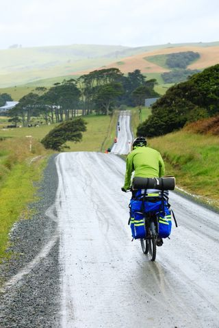 Two Wheeled Adventures!  Tips for Bike Camping. #camping #outdoors #bicycling