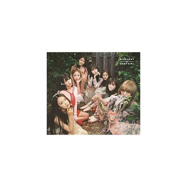 Oh My Girl - Windy Day (CD)