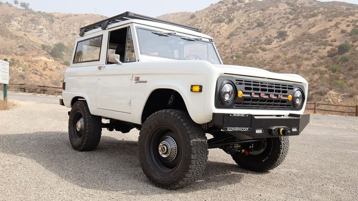 491 best Bronco images on Pinterest | Early bronco, Ford ...