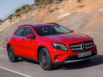 Mercedes-Benz GLA 200 CDI Style Worldwide (X156) '2014–17