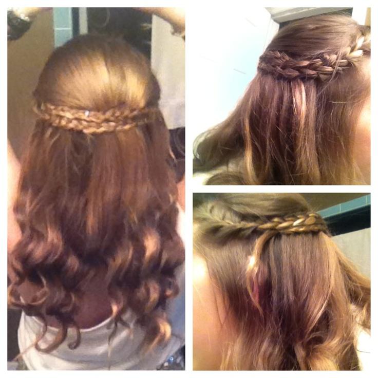 Bat Mitzvah Hairstyles 24 Best Batmitzvah Hair Ideas Images On Pinterest  Wedding Hair