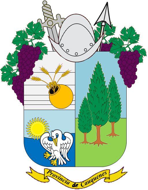 Escudo de la Provincia de Cauquenes