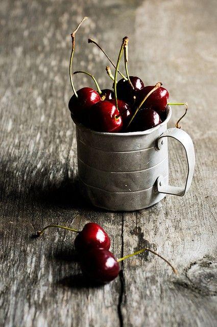 Looking forward to upcoming cherry season