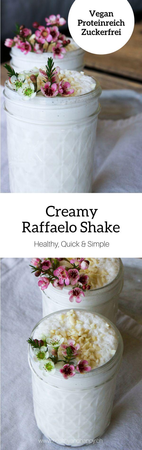 1. Summer Edition Shake: Raffaello