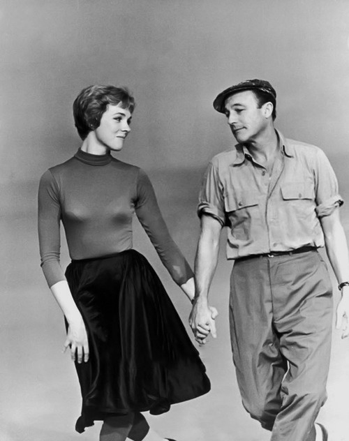 Julie Andrews With Gene Kelly