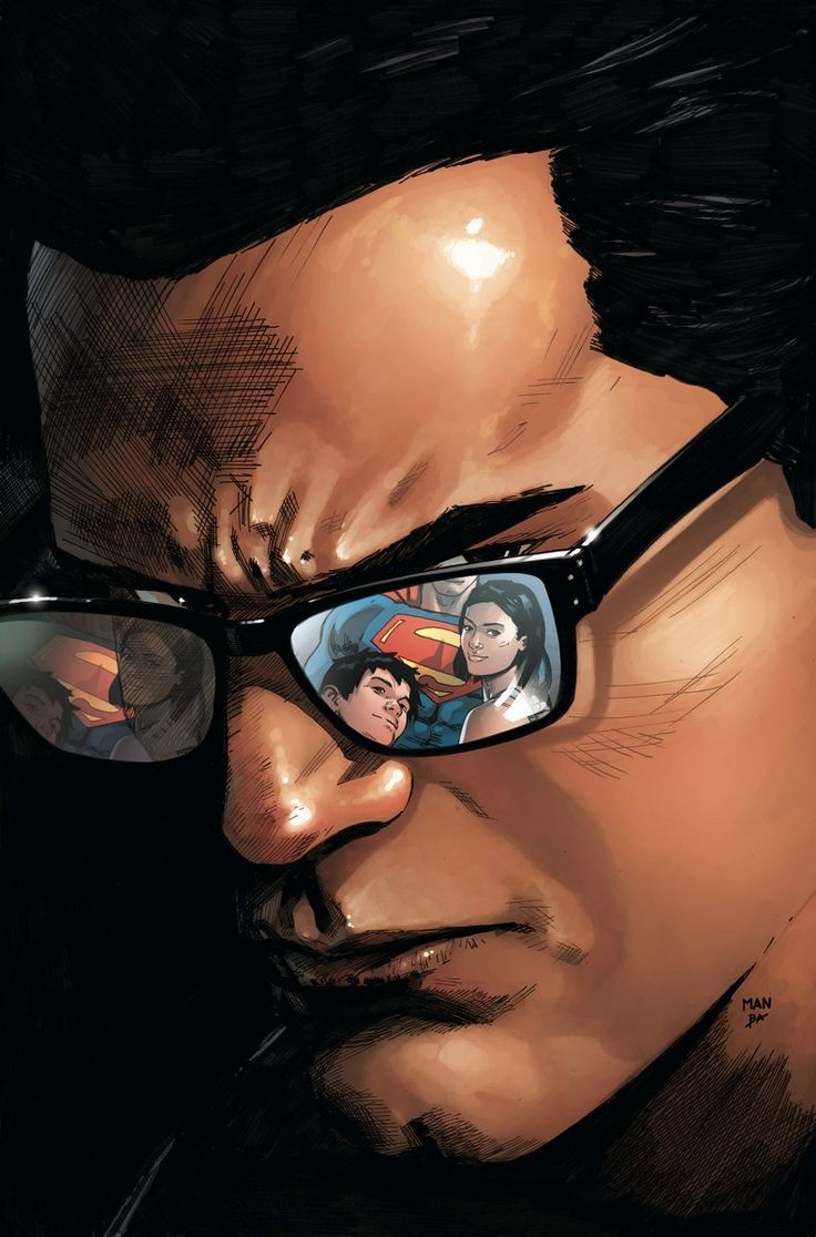 ACTION COMICS #973 Written by DAN JURGENS • Art by PATRICK ZIRCHER, STEPHEN SEGOVIA and ART THIBERT • Cover by CLAY MANN • Variant cover by GARY FRANK