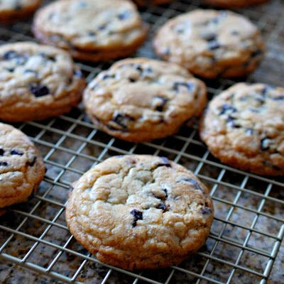 Eva Bakes - The best chocolate chip cookies ever - the New York Times cookie