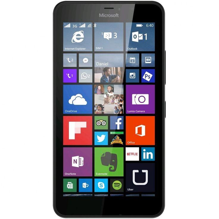Smartphone Microsoft Lumnia 640 Dual Sim Qualcomm Snapdragon 400 1GB Ram - Neoplaza.ro
