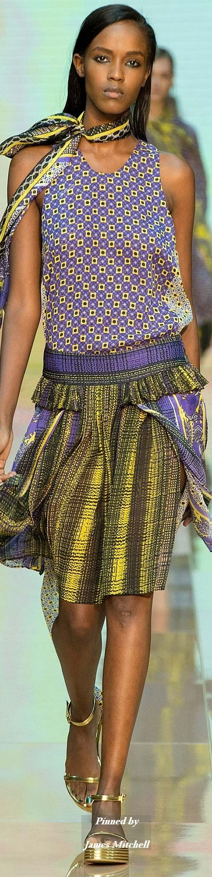 Just Cavalli Collection Spring 2015