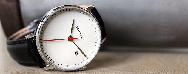 In Review: The Brathwait Automatic Minimalist Watch (via @dappered)