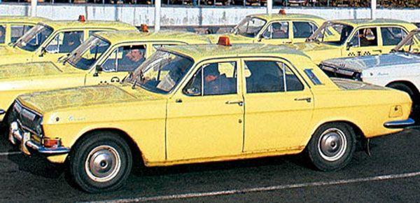 GAZ-24 Taxi