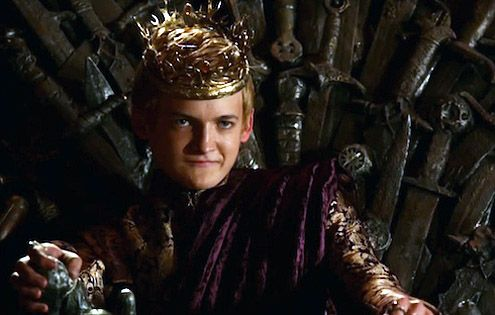 Joffrey Baratheon- Game of Thrones