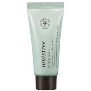 INNISFREE Mineral Color Primer SPF30/PA++ 40ml GREEN