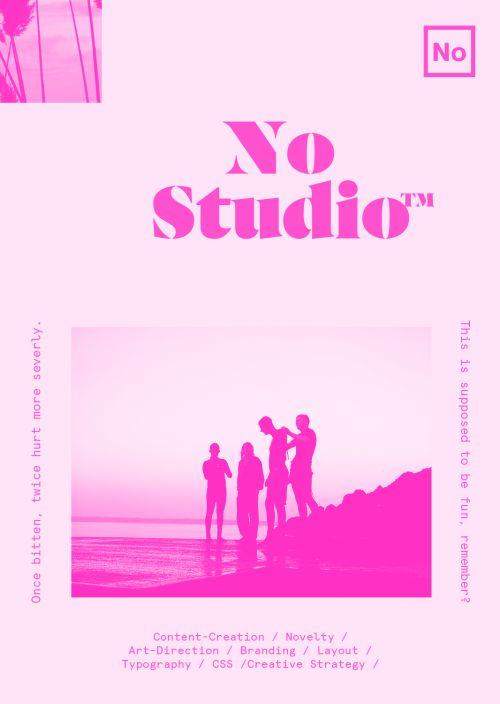 No Studio.