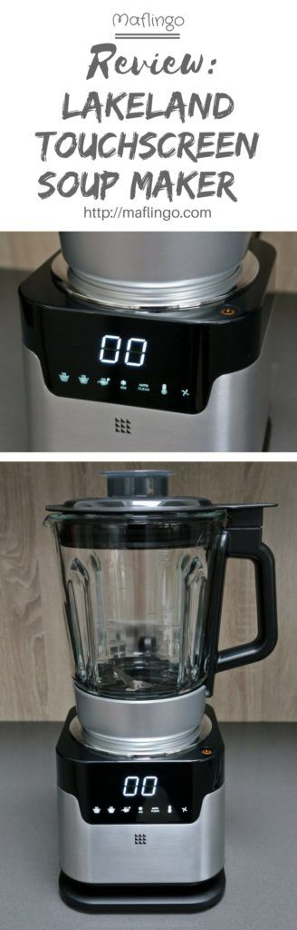 lakeland-touchscreen-soup-maker-review-the-soup-maker-can-be-used-to-make-soup-smoothies-sauces-baby-food-milkshakes-and-crush-ice-i-show-you-how-to-make-soup-and-how-the-auto-clean-function-wor