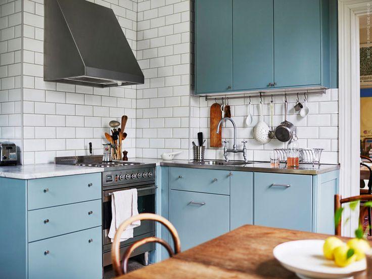 Det blå köket | Livet Hemma – IKEA