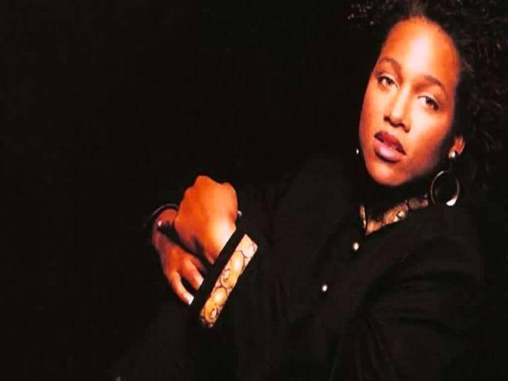 Michel'Le :: Something In My Heart *When your singing voice is so much better than your speaking voice....baby can sing!*