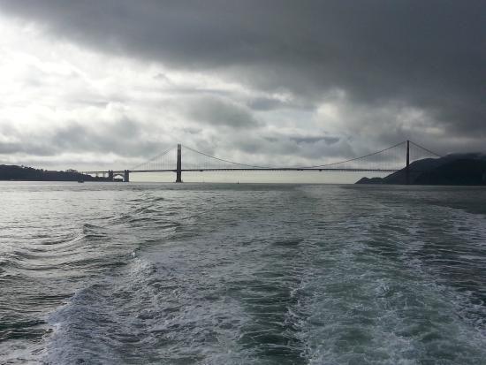 Passeio de barco na Baía de San Francisco