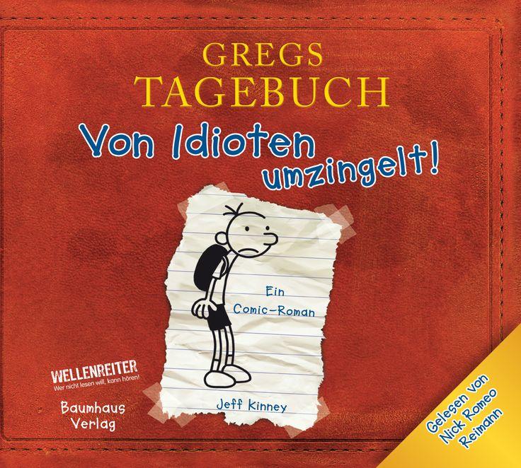 Greg gibt es auch als Hörspiel!