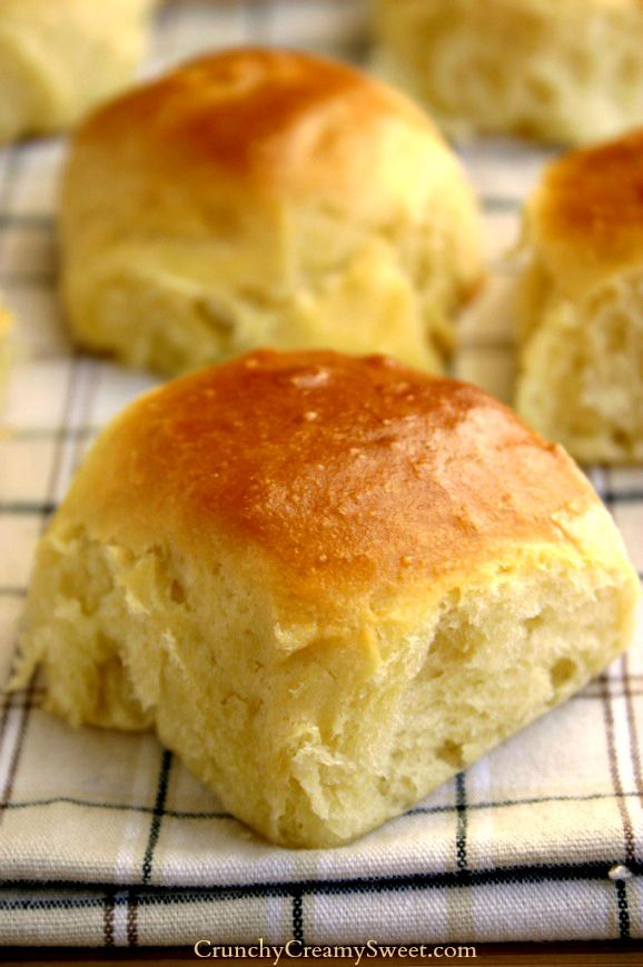 Brioche Buns - soft and fluffy homemade buns that are perfect as dinner rolls or buns for burgers.