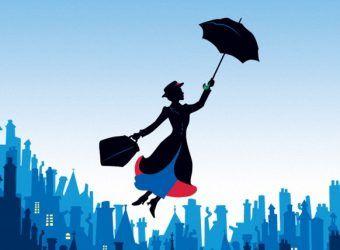 To sequel της Mary Poppins έρχεται!   InfoKids