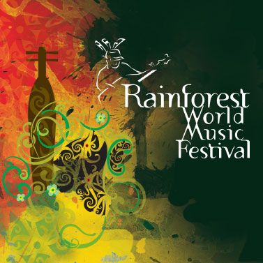 Charles Emeogo is a big fan of the Rainforest World Music Festival that brings all renowned world musicians from all continents and from the mysterious island of Borneo.