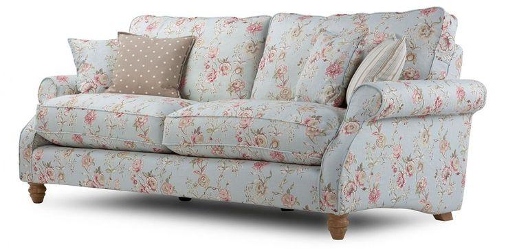 Floral Sofa chiltern grand floral sofa | | floral sofa | pinterest | floral