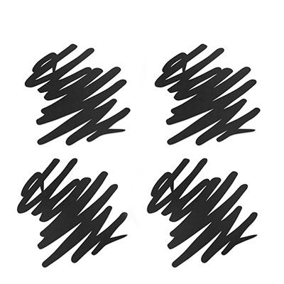 MoMA SCRATCH COASTERS, SET OF 4