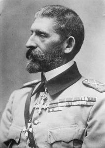 Re Ferdinando di Romania dal 1914 al 1924