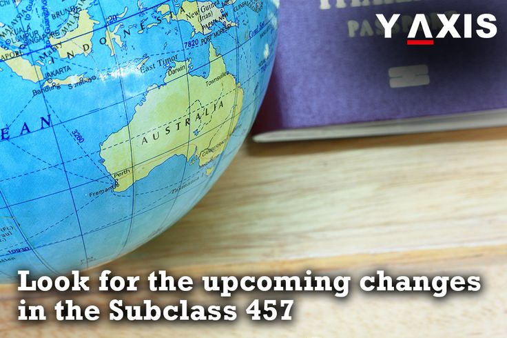 #SubClass457 will be replaced by the newly amended #TemporarySkillsShortageVisa .#AustraliaWorkVisa #AustraliaTemporaryWorkVisa #AustraliaSkilledWorkVisa #YAxis #YAxisImmigration
