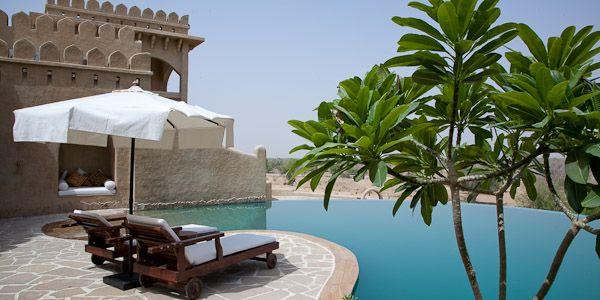 Mihirgarh, Near Jodhpur, Rajasthan Hotel Reviews | i-escape.com