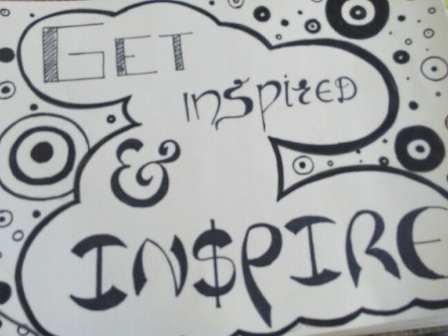 Get inspired and inspire