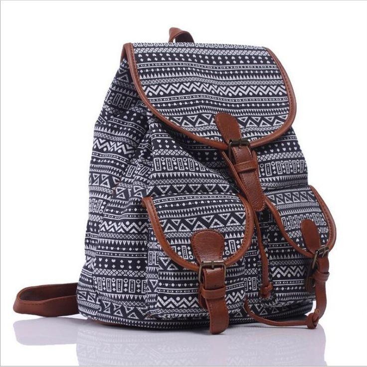 Bolsa Escolar Feminina Rock : Ideias sobre mochila feminina no bolsas