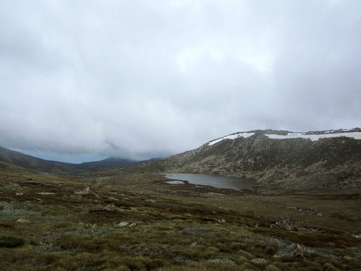 Lake Cootapatamba, Mount Kosciuszko, New South Wales, Australia