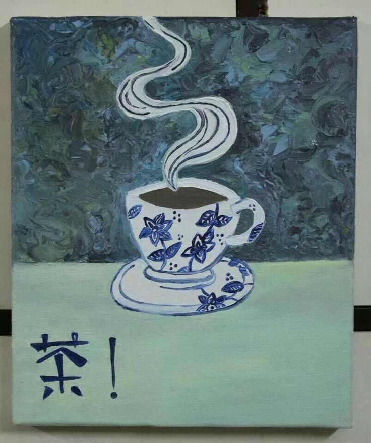 For d love of tea