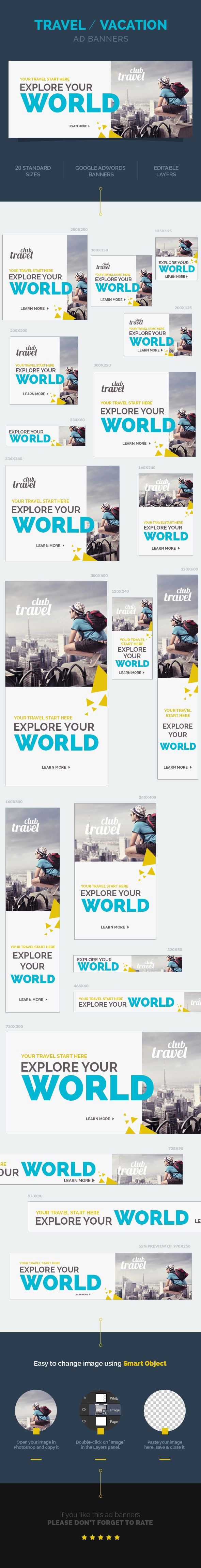 Banners on Behance                                                                                                                                                     More