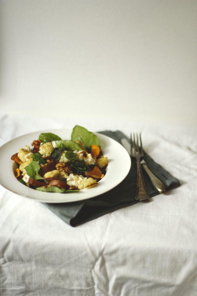 Roasted fall salad | Studio 93
