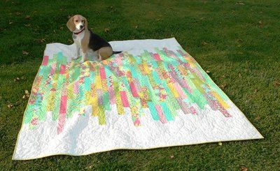 Stacked Jelly Roll Quilt Pattern http://www.joscountryjunction.com/wp-content/uploads/2014/10/Spring-House-Pattern.pdf