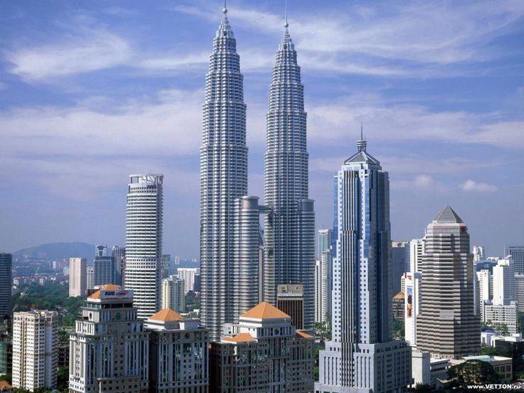 Skyskrapere - bakgrunnsbilder til mobilen: http://wallpapic-no.com/arkitektur/skyskrapere/wallpaper-25442