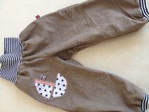 Pantalón bombacho Petit Pirate niño niña precioso