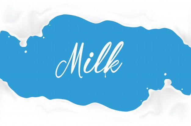Milk Splash Illustration Milk Splash Illustration Splash
