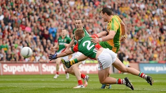 An Amazing All Ireland GAA Football Final! Congrats to Donegal