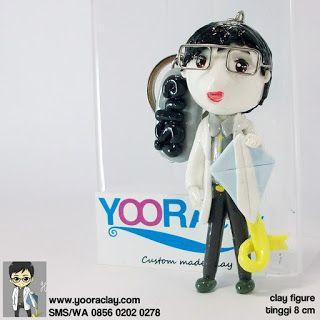 Clay Figure Isha