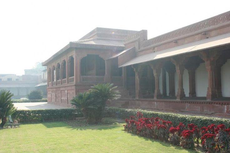 Файл:Затерянный город, Фатихпур-Сикри, Индия.jpg