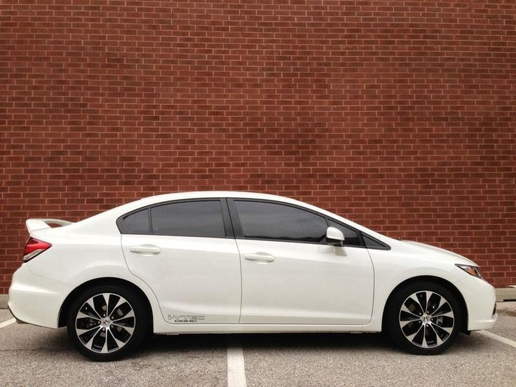 honda civic si 2013 white - Google Search